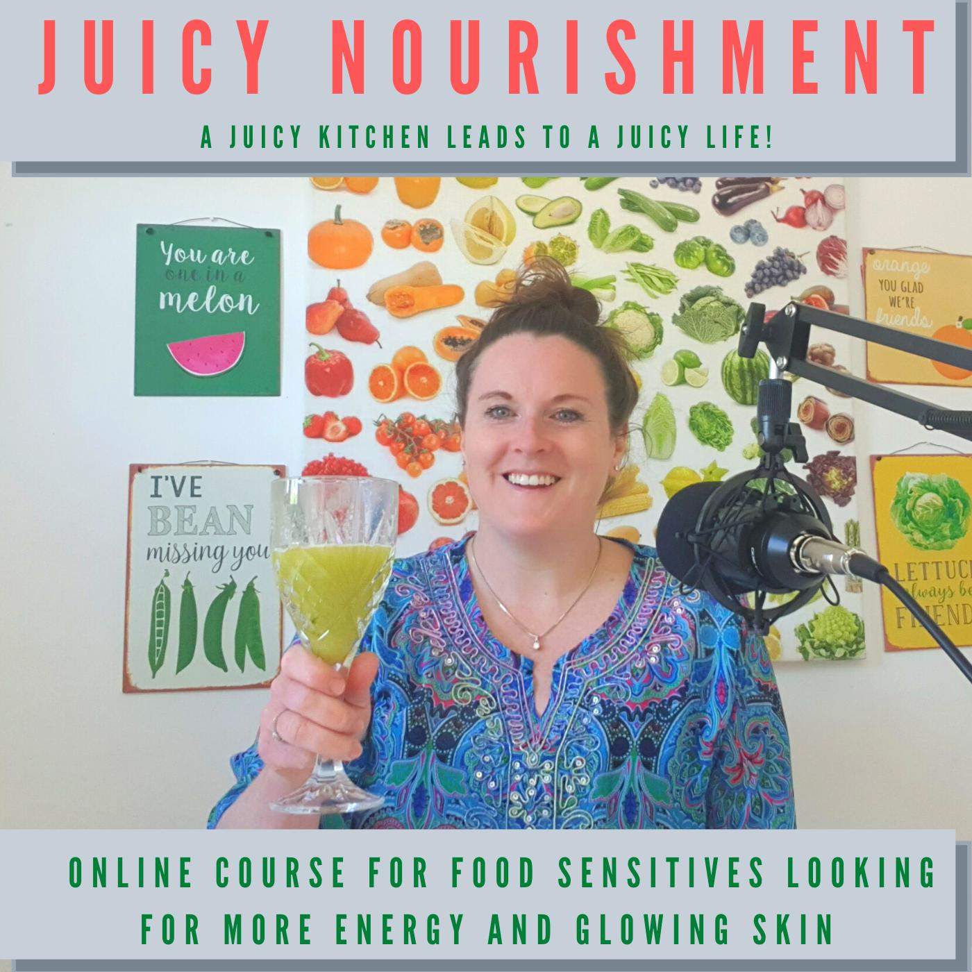 Juice Therapy Course - Juicy Nourishment