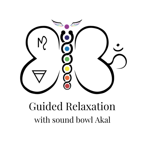 Guided Relaxation with sound bowl Akal