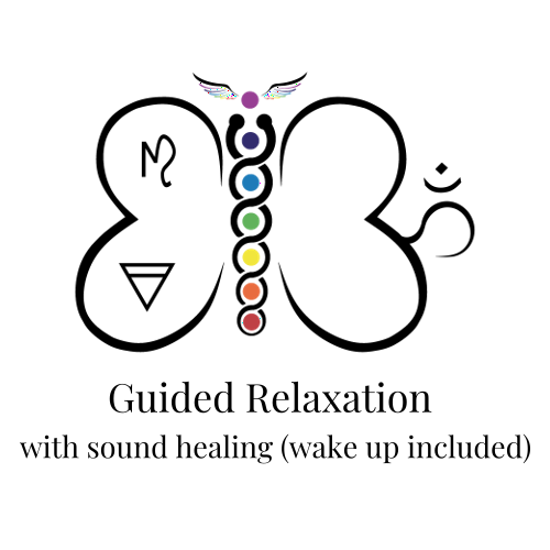 Guided Relaxation with sound healing (wake up included)